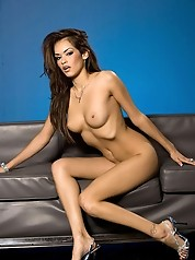 Daisy Marie gets very comfortable in...